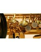 Saxofón Baritono