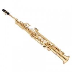 Saxo soprano Jupiter JPS947GL.