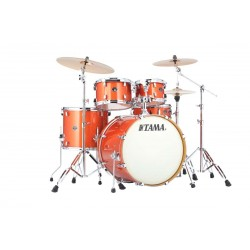 Set de batería Bright Orange Sparkle TAMA