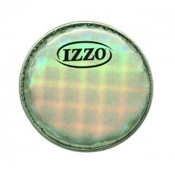 Parche Metalizado Izzo para Tamborin