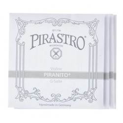 Set Cuerdas Pirastro Piranito