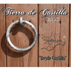 """Cd Tierra de Castilla Folk """"Desde Castilla"""""""