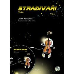 Stradivari violín, Vol. 3