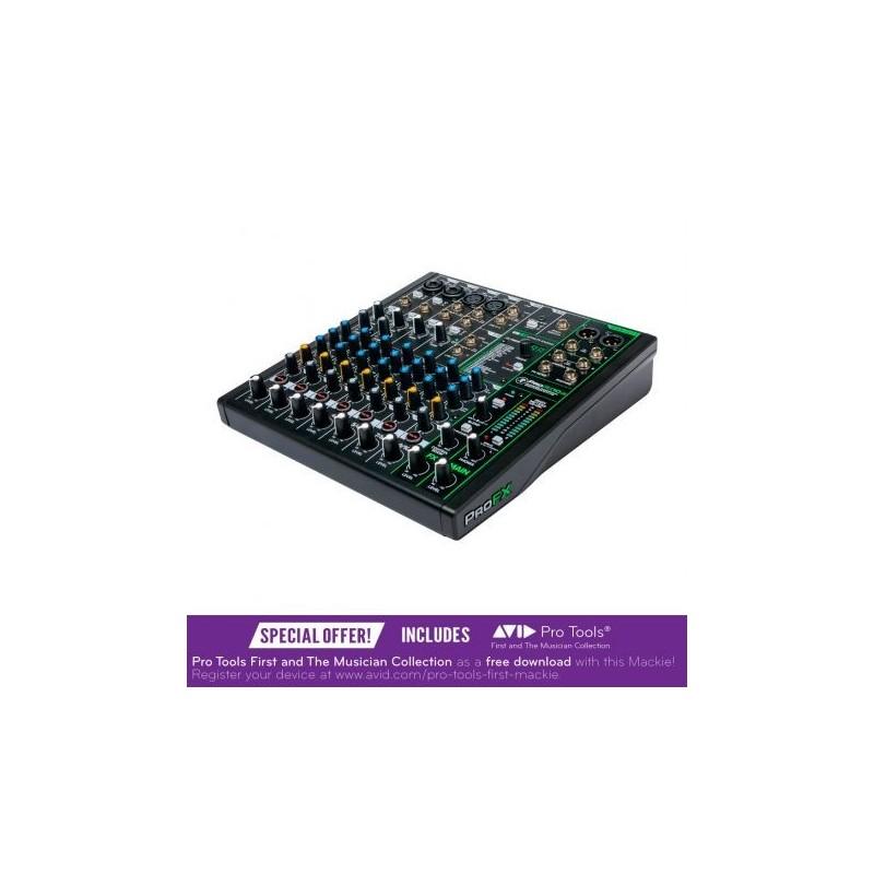 Mesa de mezclas PROFX10V3.