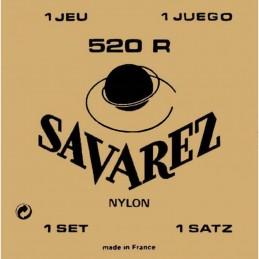 Cuerdas Savarez Carta Roja...