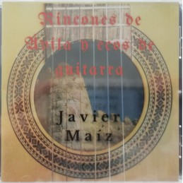 CD- Rincones de Ávila...
