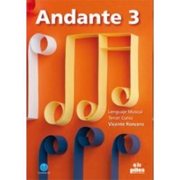 Andante. Lenguaje Musical....