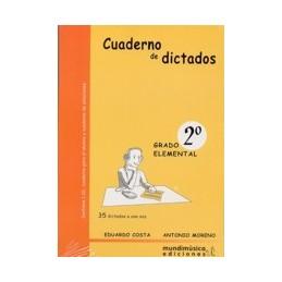 Cuaderno de dictados. Grado...