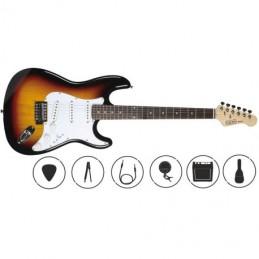 Guitarra  EKO  VL-480 BK