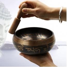 Cuenco Tibetano Tamal...