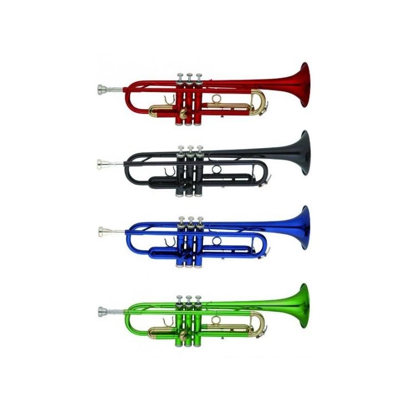 Trompeta SIb Estudio Colores