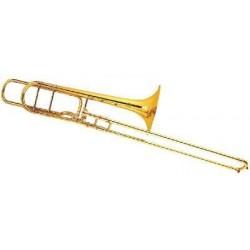 Trombón de varas tenor con transpositor consolat(TV-800)