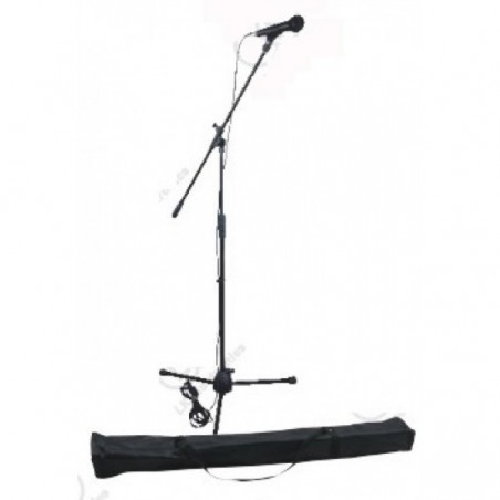 Set soporte micrófono